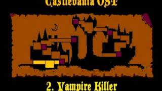 Castlevania NES Music Full OST Soundtrack