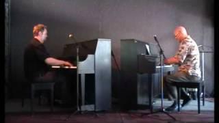 """Bohemia Rag"" ~ Brian Holland & Jeff Barnhart @ Ozark Jazz Society Concert 6/07/09"