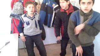 Armenian Children Singing Rap