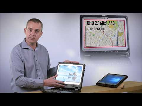 The Concept Of Toughbook CF-33 2-in-1 Detachable Notebook Explained By Jon Tucker
