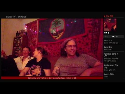 Splinternut Live! Via sattelite from Guam! Idiocracy Now! Text to word