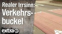 Realer Irrsinn: Verkehrsbuckel in Osnabrück | extra 3 | NDR
