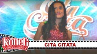 KONEG LIQUID feat Cita Citata - SAKITNYA TUH DISINI [KONEG Jogja - Liquid Cafe] [LIVE PERFORMANCE]