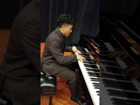 Piano Recital Rockwall Heath High School