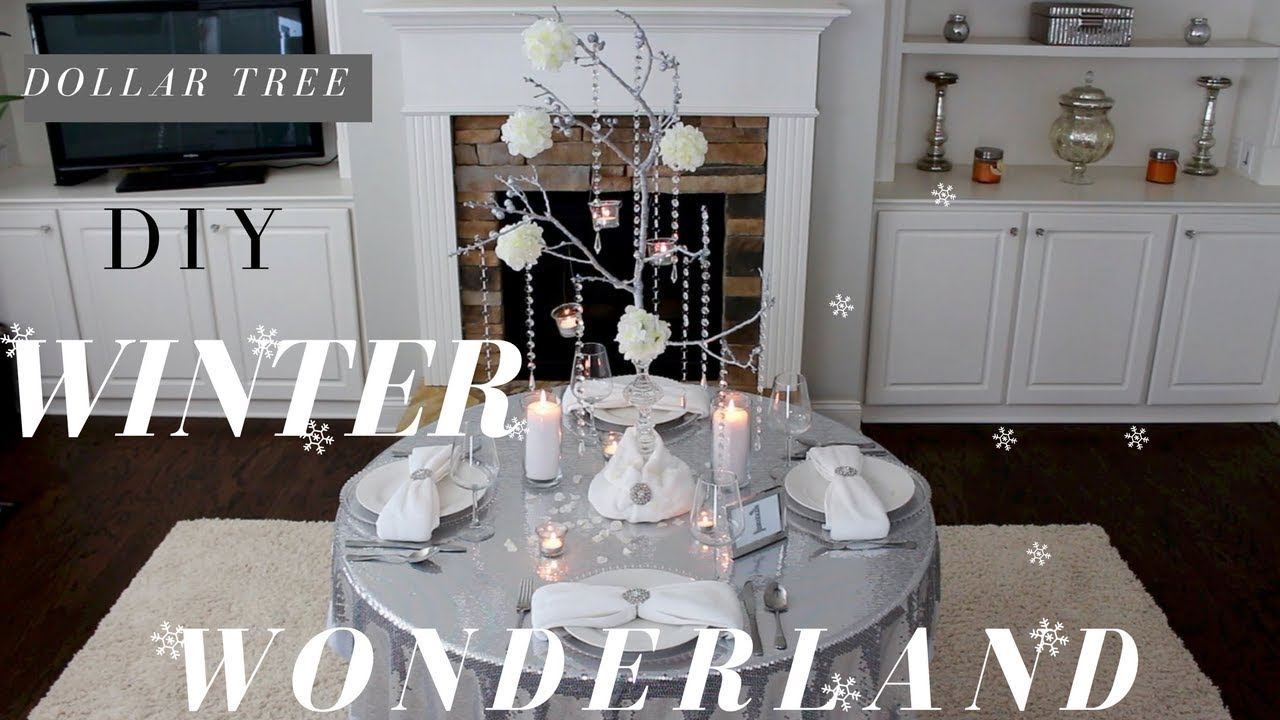 Diy winter wonderland decorations diy manzanita tree centerpiece diy winter wonderland decorations diy manzanita tree centerpiece dollar tree wedding decorations solutioingenieria Image collections