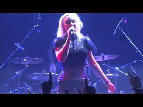 Liv Kristine - Image (live in Moscow)
