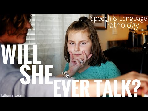 Nonverbal Autism - Speech Language Pathology