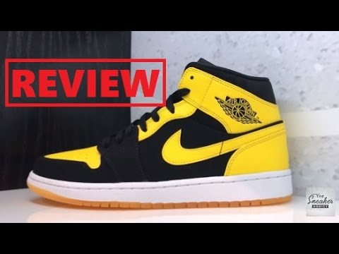 b479b77f1cb AIR JORDAN 1 NEW LOVE 2017 RETRO SNEAKER + GIVEAWAY - YouTube