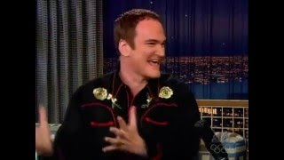 Quentin Tarantino interview on