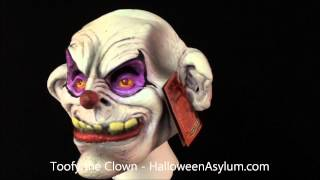 HalloweenAsylum.com - Toofy the Clown