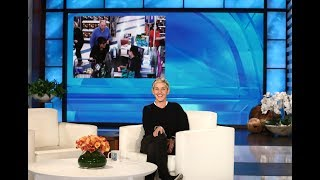 The Best of Ellen in Celebrities' Ears