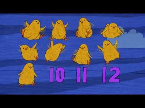 Sesame Street: Episode #4519: 12 Cool Chicks HBO Kids