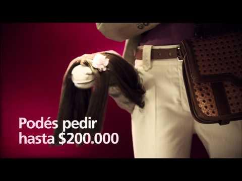 Santander Rio - El bolsillo de Andrea Frigerio (Boliche)