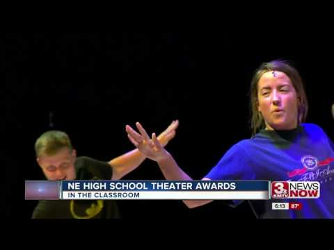 Nebraska High School Theater Awards