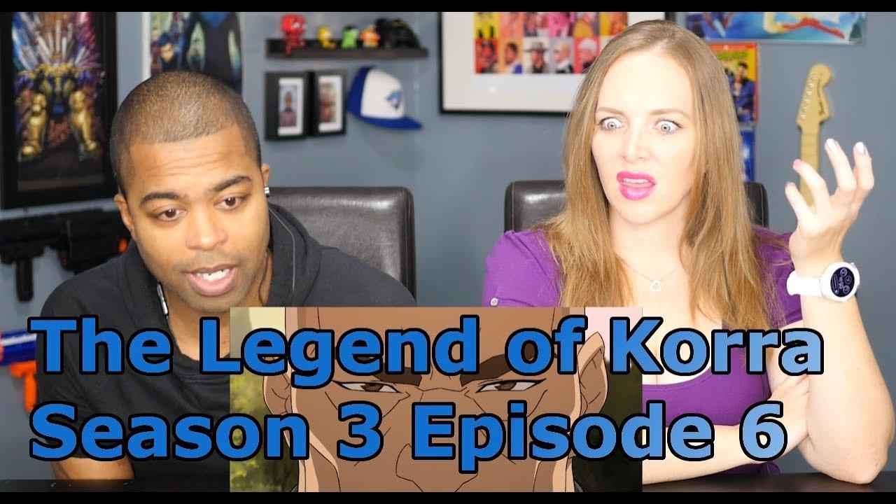 avatar the legend of korra book 1 episode 6