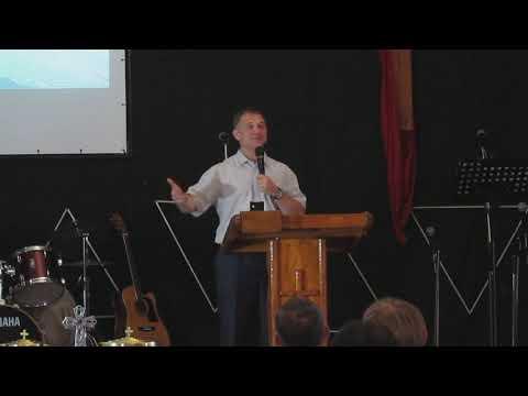 Полтавская Христианская Церковь - пастор ВХЦ  Евгений Руднев в фокусе наша семья