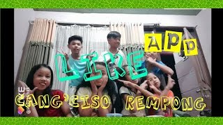Download lagu Nge'LIKE sambil nunggu yang MUDIK Pulang | CR_LIKE | By Fitta