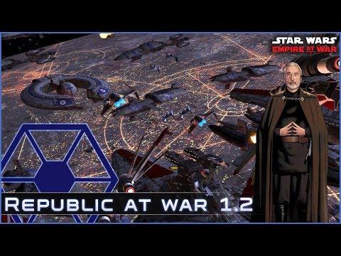Battle Over Coruscant [Ep 6] Republic at War 1.2 - Forces of Corruption Mod