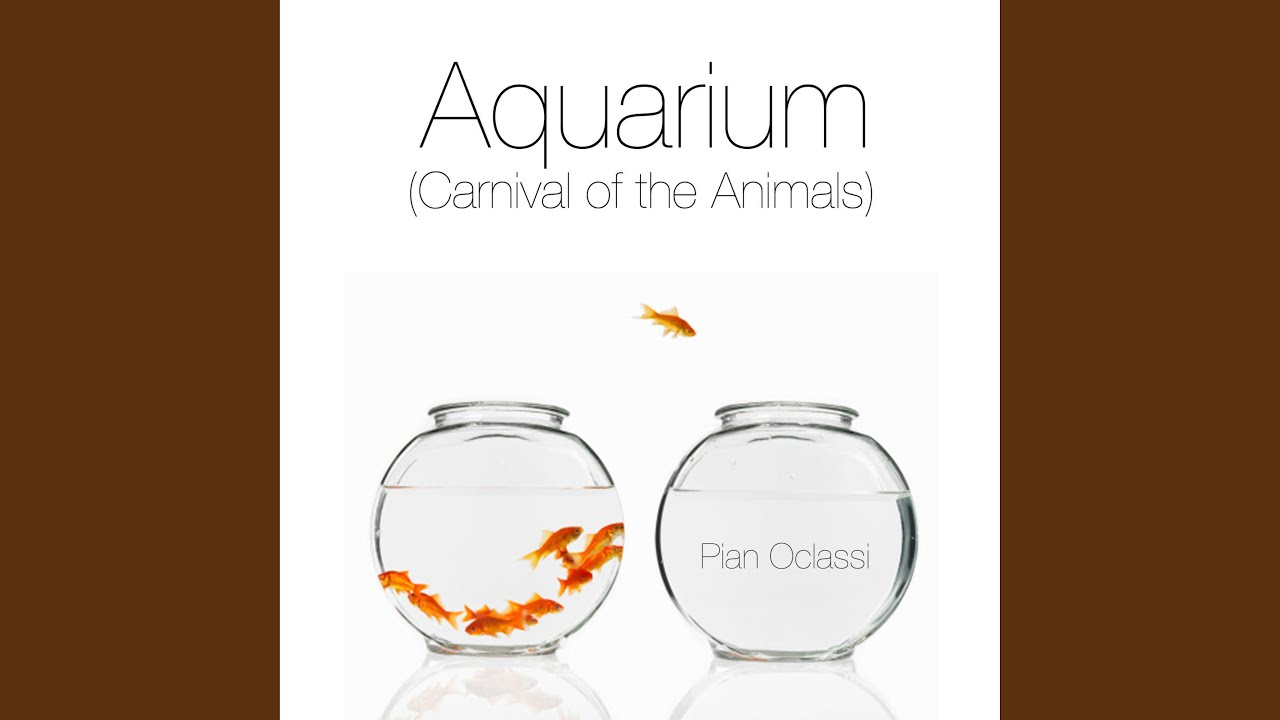 Aquarium (Carnival of the Animals) - YouTube