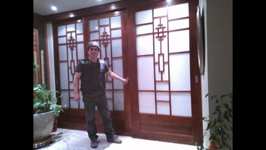 Puertas japonesas deslizantes armarios deslizantes with - Puertas correderas estilo japones ...