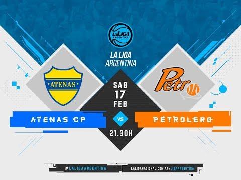 #LaLigaArgentina | 17.02.2018 Atenas Carmen de Patagones vs. Petrolero