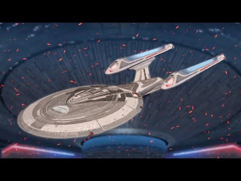 STO Starship Breakdown : Sovereign - Daddy's Still Home