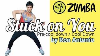 Stuck on You | Zumba Fitness | Ron Antonio
