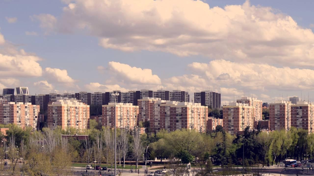 Timelapse barrio del pilar madrid youtube - Alquiler piso barrio del pilar ...