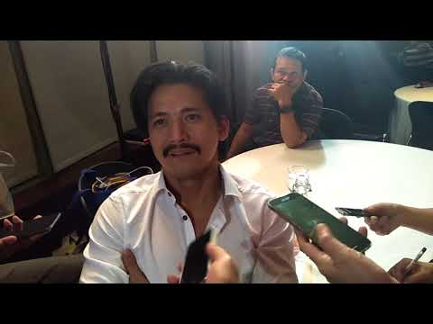 Robin Padilla After Presscon Interview