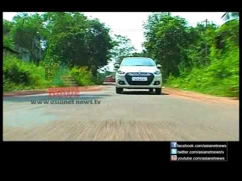 Renault Scala- Test Drive, Smart Drive 17 November Part one