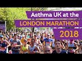 Asthma UK at the London Marathon 2018