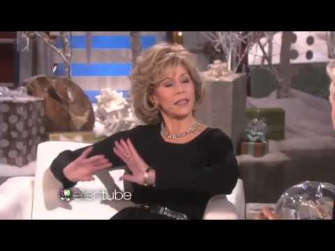 A Revealing Q&A with Jane Fonda