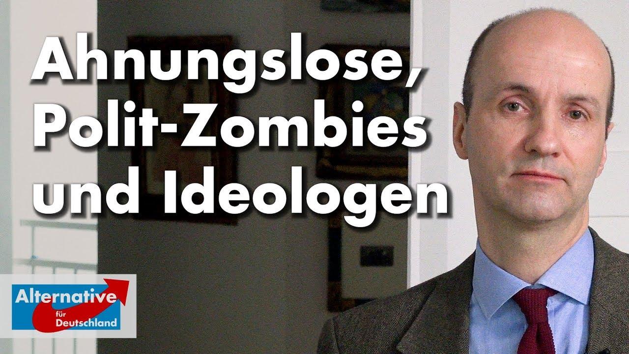 Nicolaus Fest zu Ahnungslosen, Polit-Zombies und grünen Ideologen - der Kohleausstieg