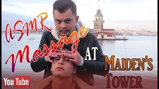 Anil at the Maiden's Tower   Can't you sleep, Check this Asmr Massage!