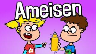 ♪ ♪ Kinderlied Familie - Ameise...