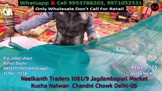 Wholesale ladies suit shop Chandni chowk