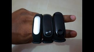 504) Xiaomi Mi Band 3 unboxing ft Mi Band 2 (aliexpress)