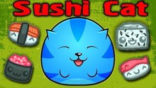 МАЛЕНЬКИЙ ОБЖОРА - Sushi Cat(, 2015-06-01T11:21:37.000Z)