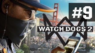 Прохождение Watch Dogs 2 на русском - часть 9 - Офисные взломы