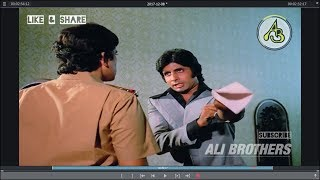 Deewar Funny Dubbed | Comedy Dubbed | Best Mimicry | Top Dubbed video | Alibrothers