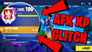 *NEW* XP GLITCH ON FORTNITE BATTLE ROYALE! IN SEASON 7 FORTNITE LEVEL UP FAST!