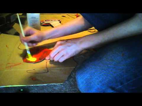 how to make a ray gun out of cardboard