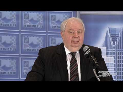 Sergey Kislyak Speaks at the DEC