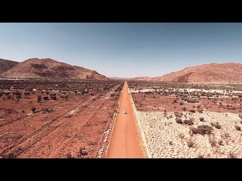 Chad Wingard and Paddy Ryder in the APY Lands - Part 1