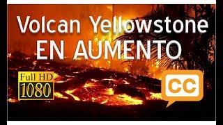 Volcan Yellowstone declarado en emergencia supuesto fin del mundo que es la verdad #yellowstone