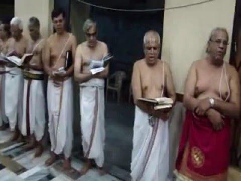 3 May 2016 Satrumurai Sri Ramanuja Jayanthi  Sevakalam Mumbai Sri Krishna Sabha