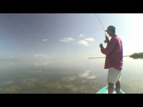 Isla Blanca - Cancun Fly Fishing (HD Version)