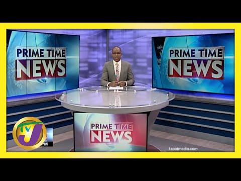 Jamaican News Headlines   TVJ News - June 5 2021