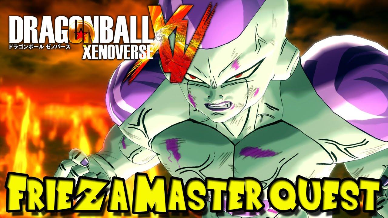 Download How to Unlock Supernova! - Dragon Ball Xenoverse - Frieza Master Quest
