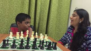 Interview with world's youngest IM - R. Praggnanandhaa